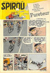 Cover for Spirou (Dupuis, 1947 series) #857