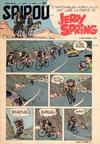 Cover for Spirou (Dupuis, 1947 series) #855