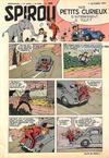 Cover for Spirou (Dupuis, 1947 series) #860