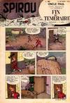 Cover for Spirou (Dupuis, 1947 series) #861