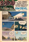 Cover for Spirou (Dupuis, 1947 series) #865
