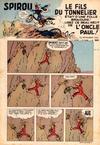 Cover for Spirou (Dupuis, 1947 series) #866