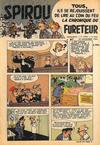 Cover for Spirou (Dupuis, 1947 series) #867