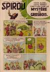 Cover for Spirou (Dupuis, 1947 series) #874