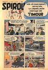 Cover for Spirou (Dupuis, 1947 series) #882