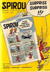 Cover for Spirou (Dupuis, 1947 series) #886