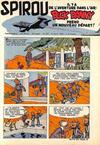 Cover for Spirou (Dupuis, 1947 series) #887