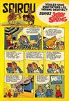Cover for Spirou (Dupuis, 1947 series) #890