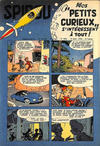 Cover for Spirou (Dupuis, 1947 series) #892