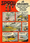 Cover for Spirou (Dupuis, 1947 series) #893