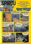 Cover for Spirou (Dupuis, 1947 series) #894