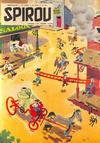 Cover for Spirou (Dupuis, 1947 series) #943