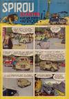 Cover for Spirou (Dupuis, 1947 series) #945