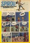 Cover for Spirou (Dupuis, 1947 series) #949