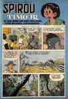 Cover for Spirou (Dupuis, 1947 series) #952