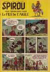 Cover for Spirou (Dupuis, 1947 series) #954