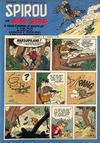 Cover for Spirou (Dupuis, 1947 series) #956