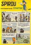 Cover for Spirou (Dupuis, 1947 series) #958