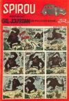 Cover for Spirou (Dupuis, 1947 series) #962