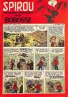 Cover for Spirou (Dupuis, 1947 series) #965