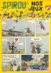 Cover for Spirou (Dupuis, 1947 series) #972