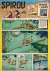 Cover for Spirou (Dupuis, 1947 series) #974