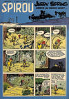Cover for Spirou (Dupuis, 1947 series) #976