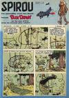 Cover for Spirou (Dupuis, 1947 series) #982