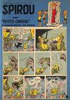 Cover for Spirou (Dupuis, 1947 series) #986