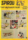 Cover for Spirou (Dupuis, 1947 series) #987