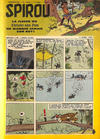 Cover for Spirou (Dupuis, 1947 series) #990