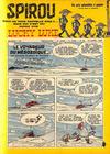 Cover for Spirou (Dupuis, 1947 series) #992