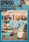 Cover for Spirou (Dupuis, 1947 series) #994
