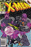 Cover Thumbnail for The Uncanny X-Men (1981 series) #202 [Newsstand]