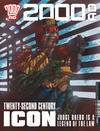 Cover for 2000 AD (Rebellion, 2001 series) #2051
