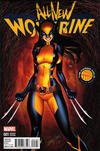 Cover Thumbnail for All-New Wolverine (2016 series) #1 [Cargo Hold Exclusive J. Scott Campbell Color Variant]
