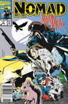 Cover for Nomad (Marvel, 1992 series) #2 [Newsstand]