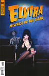 Cover for Elvira: Mistress of the Dark (Dynamite Entertainment, 2018 series) #3 [Cover D Photo]