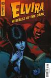 Cover for Elvira: Mistress of the Dark (Dynamite Entertainment, 2018 series) #3 [Cover B Craig Cermak]