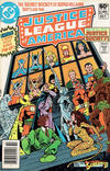 Cover Thumbnail for Justice League of America (1960 series) #195 [Newsstand]