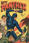 Cover for Paul Wheelahan's The Panther (Young's Merchandising Company, 1957 series) #6