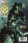 Cover for New X-Men (Marvel, 2001 series) #145 [Newsstand]