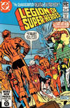 Cover for The Legion of Super-Heroes (DC, 1980 series) #274 [Direct]