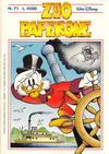 Cover for Zio Paperone (Disney Italia, 1990 series) #71