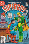 Cover Thumbnail for The New Adventures of Superboy (1980 series) #17 [Direct]