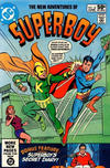 Cover for The New Adventures of Superboy (DC, 1980 series) #18 [Direct]