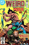 Cover for Weird War Tales (DC, 1971 series) #95 [Direct]