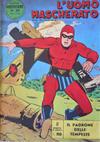Cover for L'Uomo Mascherato [Avventure americane] (Edizioni Fratelli Spada, 1962 series) #28