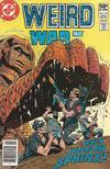 Cover Thumbnail for Weird War Tales (1971 series) #98 [Newsstand]