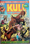 Cover for Kull the Conqueror (Marvel, 1971 series) #10 [British]
